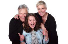 RDA, Amanda, and Jacqueline Purse (Wales Comic Con)
