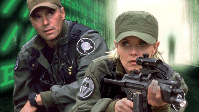 Stargate SG-1: Infiltration (Novel)