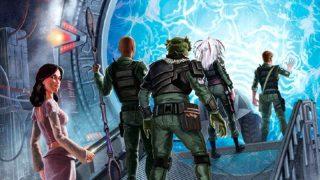 Stargate Roleplaying Game (Wyvern Games)