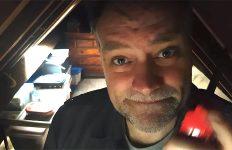David Hewlett (San Diego Comic-Con 2019)