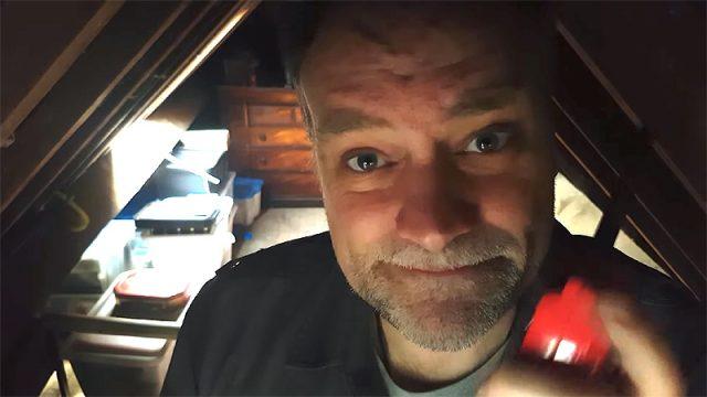 Watch David Hewlett Vid Crashes Stargate S Comic Con