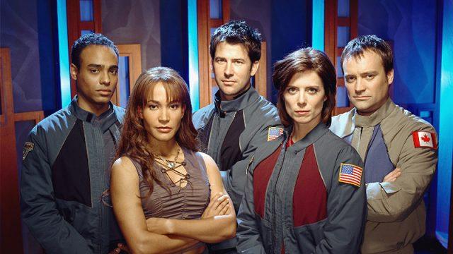 Stargate Atlantis (Season 1 Cast)