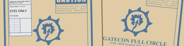 Gatecon (August 2020)