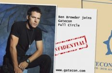 Ben Browder (Gatecon: Full Circle)