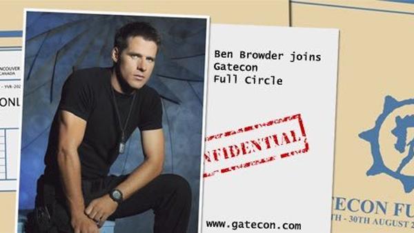 Ben Browder (Gatecon: Full Circle)