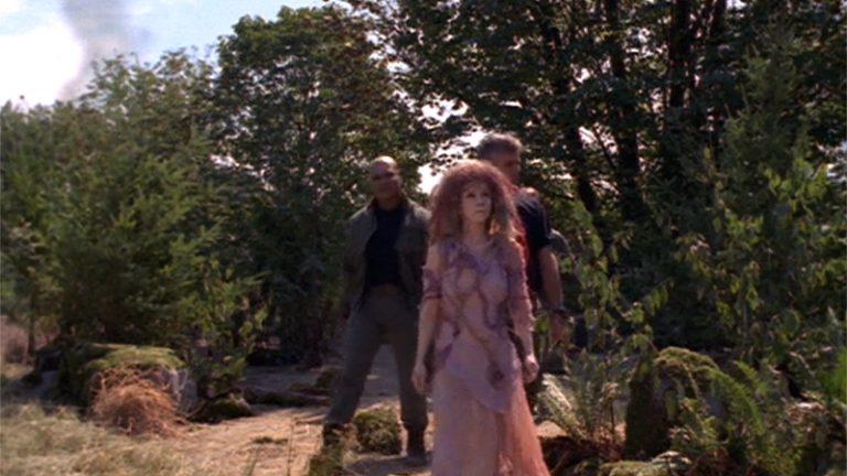 "Lya and SG-1 (""Pretense"")"