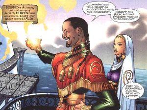 Rama Khan (JLA #62)