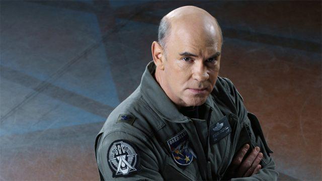 Mitch Pileggi (Stargate Atlantis)