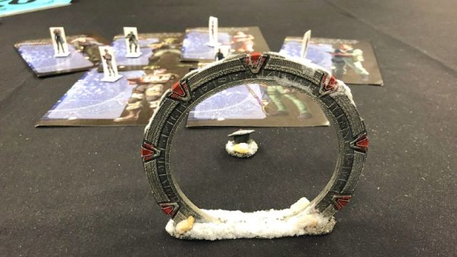 Stargate Tabletop RPG (Gen Con Beta)
