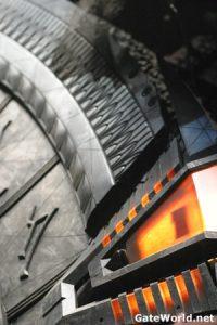 Stargate (chevron close-up)