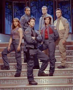Atlantis cast (Season One)