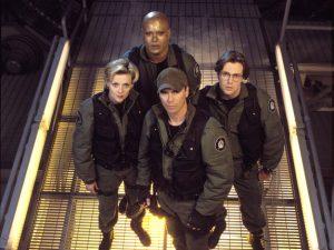 SG-1 Cast (Season 1)