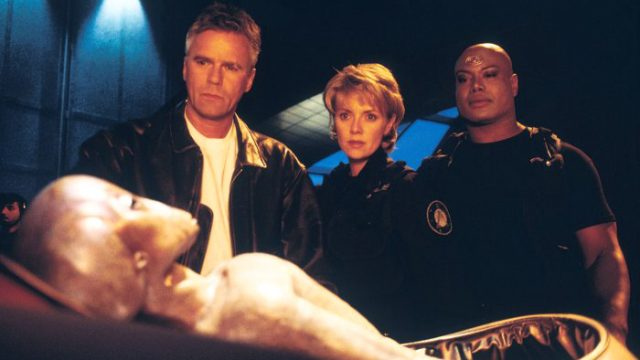 """SG-1 and Thor (""""Nemesis"""")"""