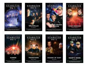 Stargate Novels (Fandemonium)