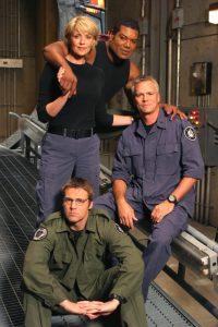 SG-1 Cast (Season 8)
