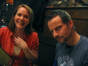 Chelah Horsdal and Ryan Robbins (2007)