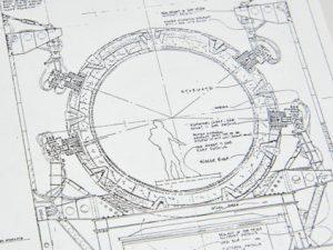 Stargate concept art (1993)