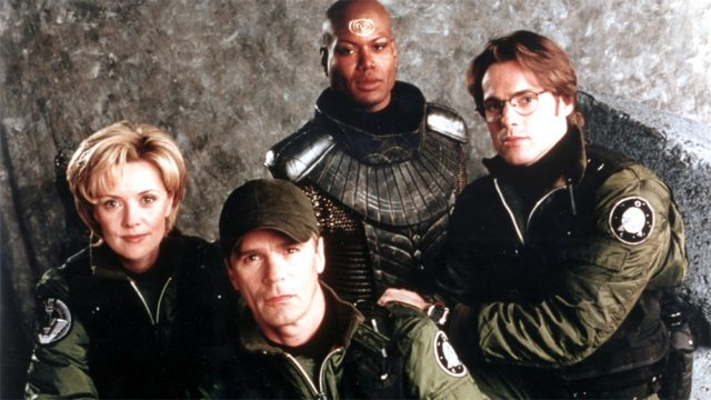 SG-1 (Season 1)