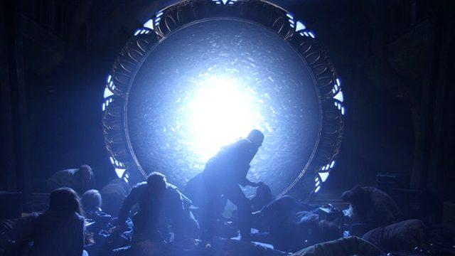 """Stargate Universe (""""Air, Part 1"""")"""