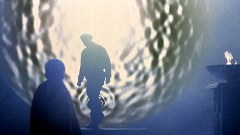 Jack's departure (Stargate 1994)