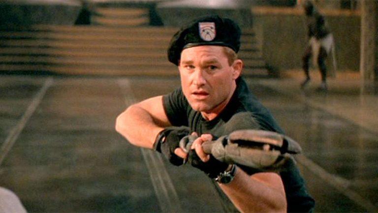 Kurt Russell as Jack O'Neil (Stargate)