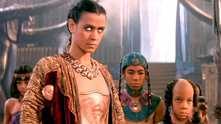 Jaye Davidson as Ra (Stargate)