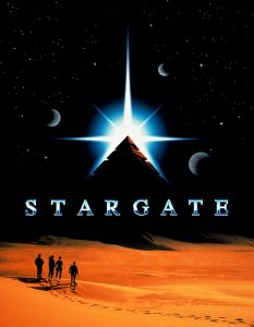 Stargate (1994 Movie Poster)