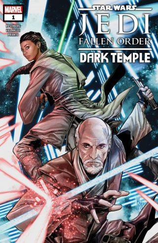 Star Wars: Jedi Fallen Order - Dark Temple (2019) #1