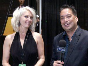 Alaina Huffman (SideWalks TV)