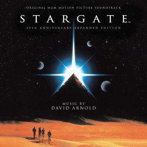 Stargate 25th Anniversary Soundtrack (CD)