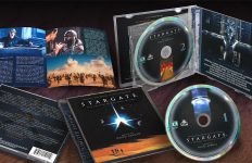 Stargate 25th Anniversary Soundtrack