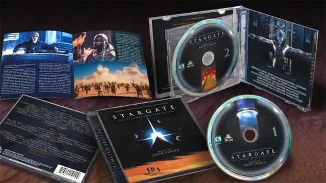 Stargate 25th Anniversary Soundtrack