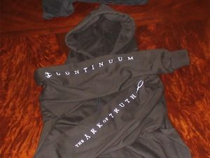 Stargate Continuum and Ark of Truth Crew Hoodie