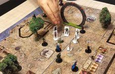 Stargate Tabletop RPG (Beta Play Testing)