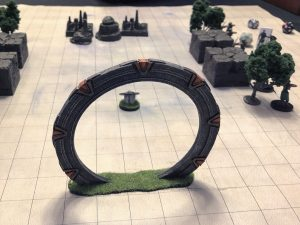 Stargate Tabletop RPG (Beta Play Testing)