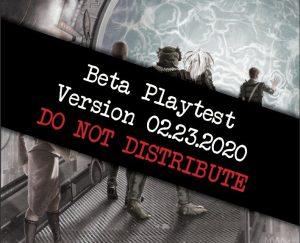Stargate RPG Beta Playtest