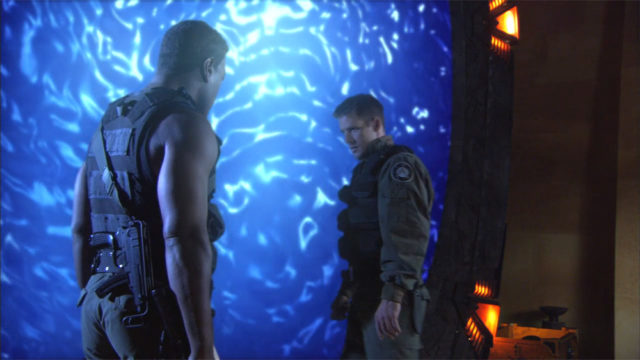 "Stargate (""Bad Guys"")"