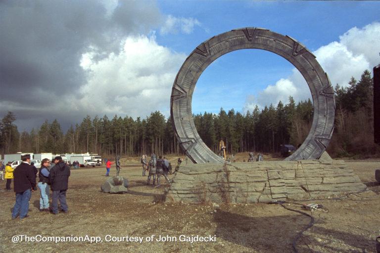 The location Stargate