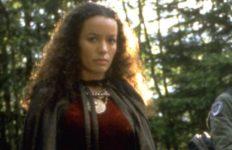 "Galyn Görg as Kendra (""Thor's Hammer"")"