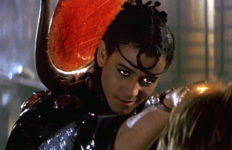Jaye Davidson as Ra (Stargate the Movie)