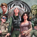 Characters from the Stargate Roleplaying Game