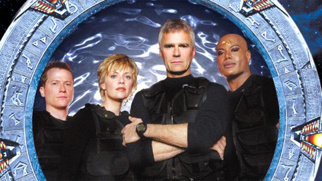 Stargate SG-1 (VEI DVD Set)