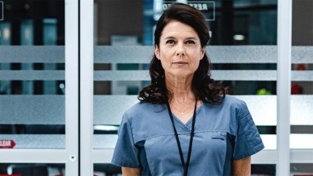 Torri Higginson (Transplant)