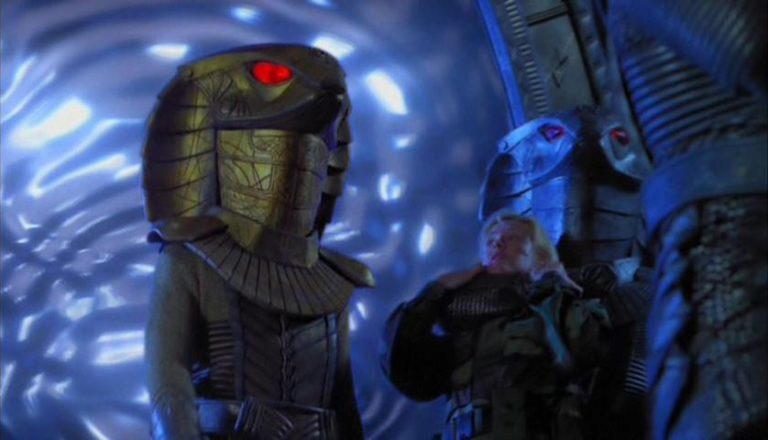 "Apophis at the Stargate (""Children of the Gods"")"