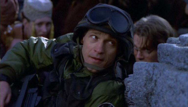 """Lt. Kawalsky (""""Children of the Gods"""")"""