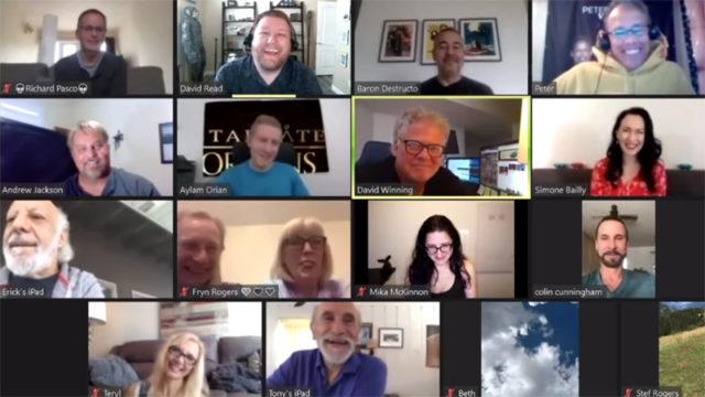 Gatecon Reunion Zoom (August 2020)