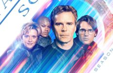 Stargate SG-1 (20th Anniversary Streaming Art)