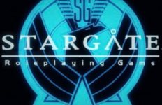 Stargate Roleplaying Game (logo)