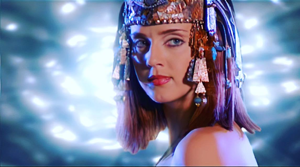 Hathor Stargate Actress