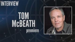 Upcoming: Tom McBeath (Dial the Gate)